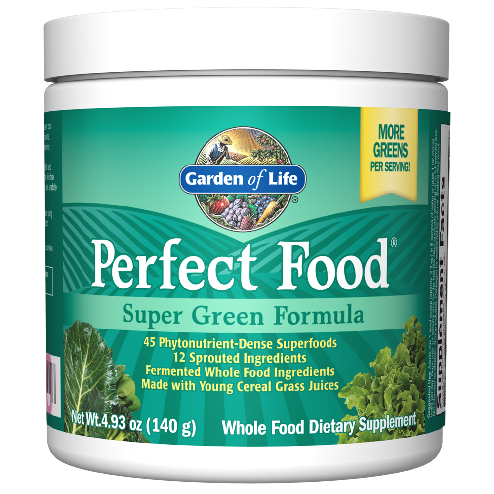 Perfect Food Green Label Powder
