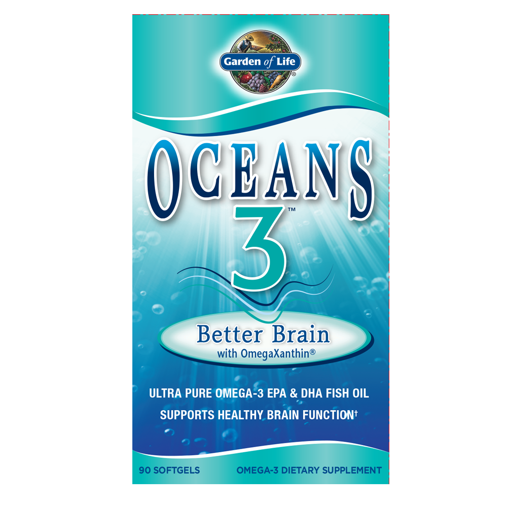 Oceans 3 - Better Brain