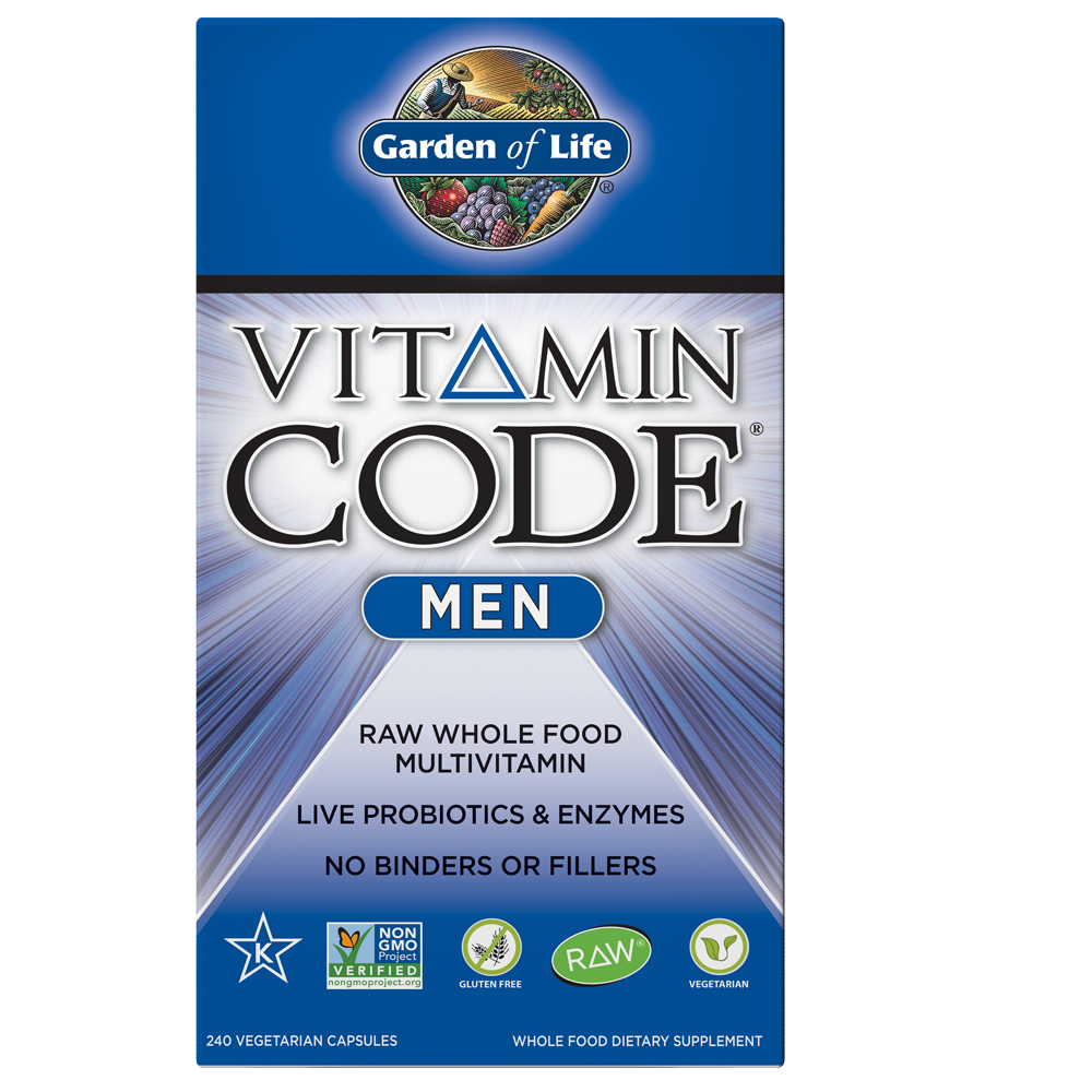 Vitamin Code Men'S Multi