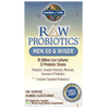 Raw Probiotics Men 50 & Wiser