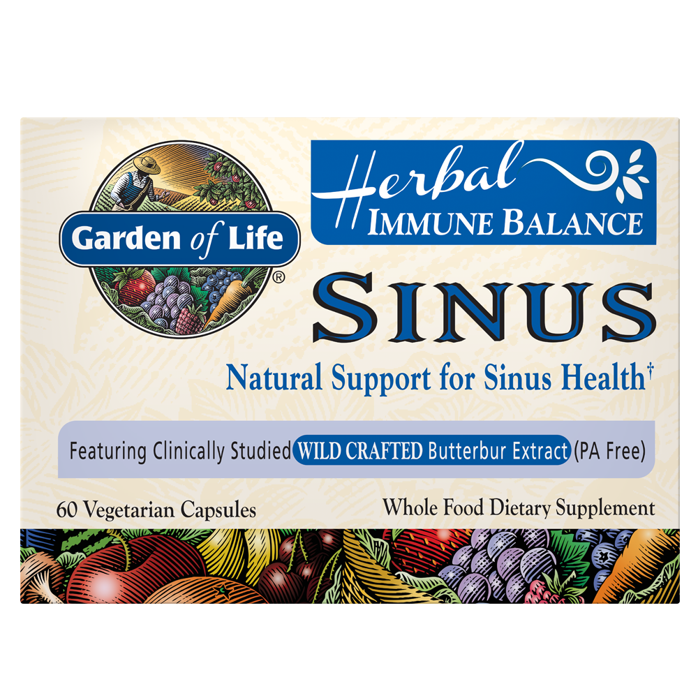 Herbal Immune Balance Sinus