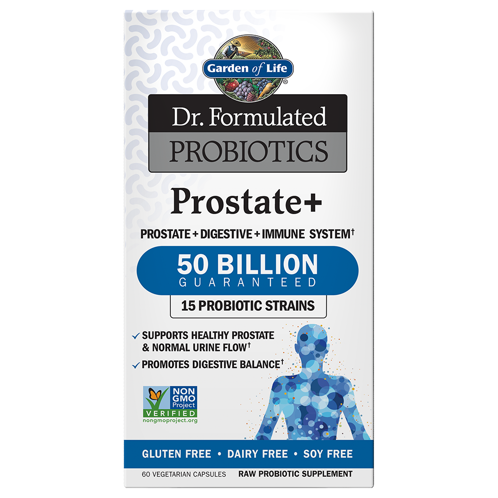 Dr. Formulated Probiotics Prostate+