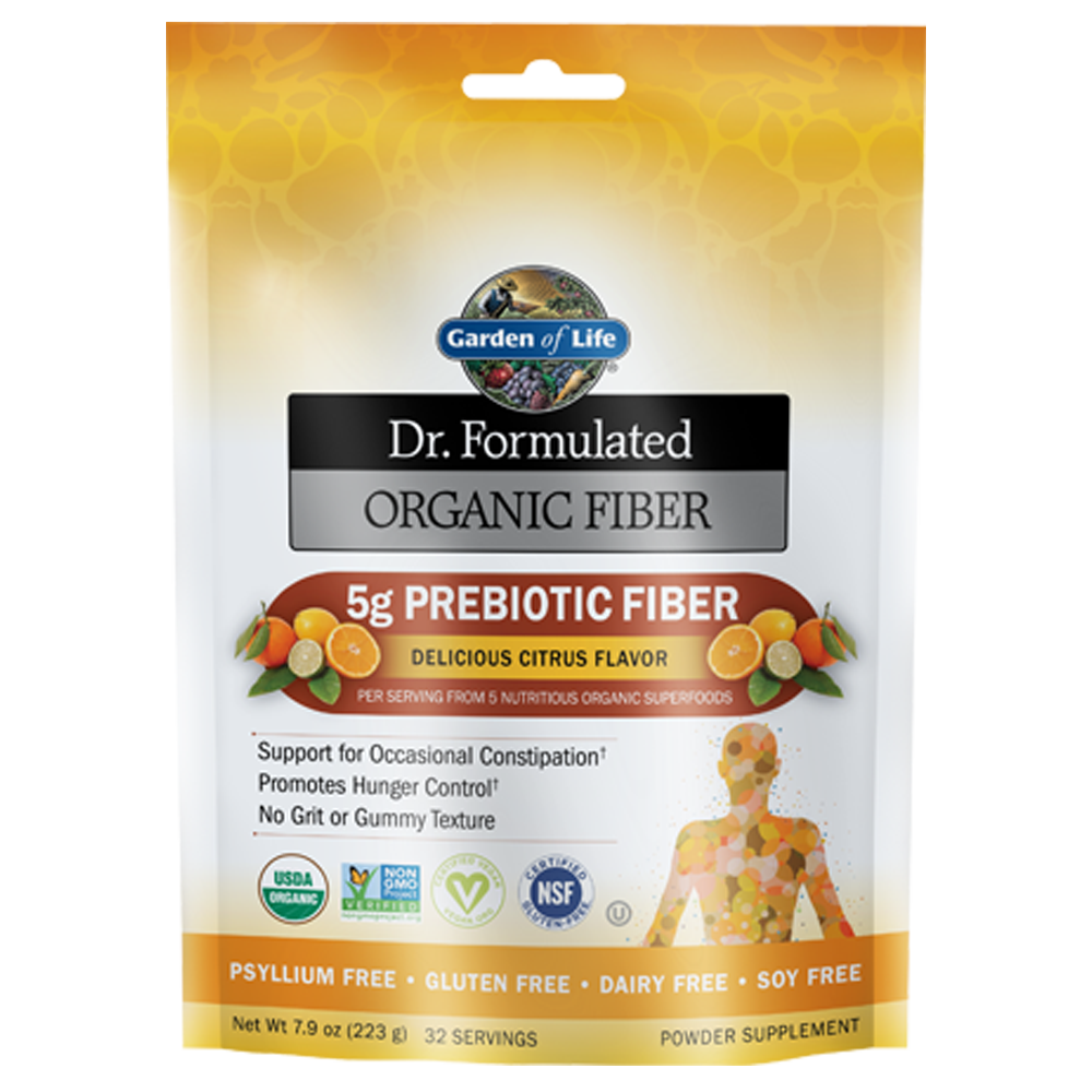 Dr. Formulated Organic Fiber