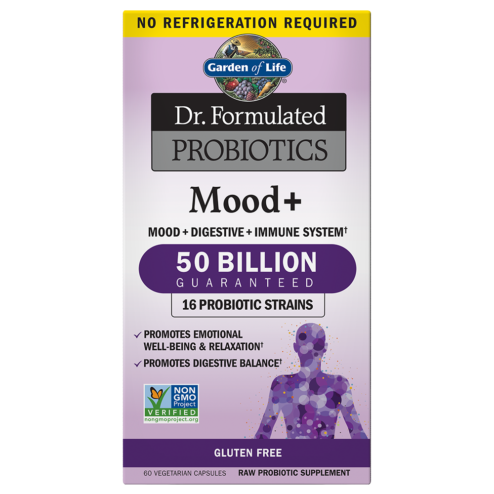 Dr. Formulated Probiotics Mood+ Shelf Stable