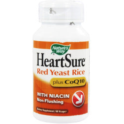 Heartsure Red Yeast Rice With Coq10