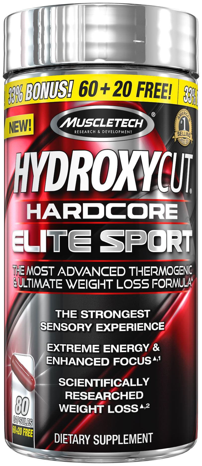Hydroxycut Hardcore Elite Series
