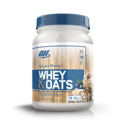 ON Whey & Oats
