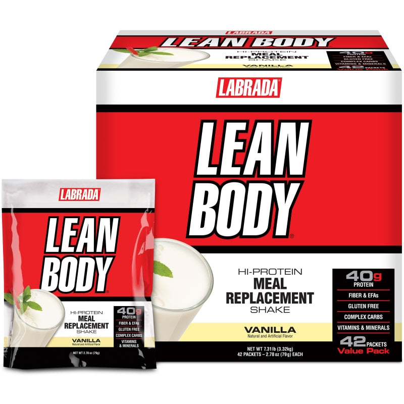 Lean Body Meal Replacement