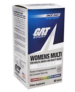 Essentials Women's Multi Vitamin