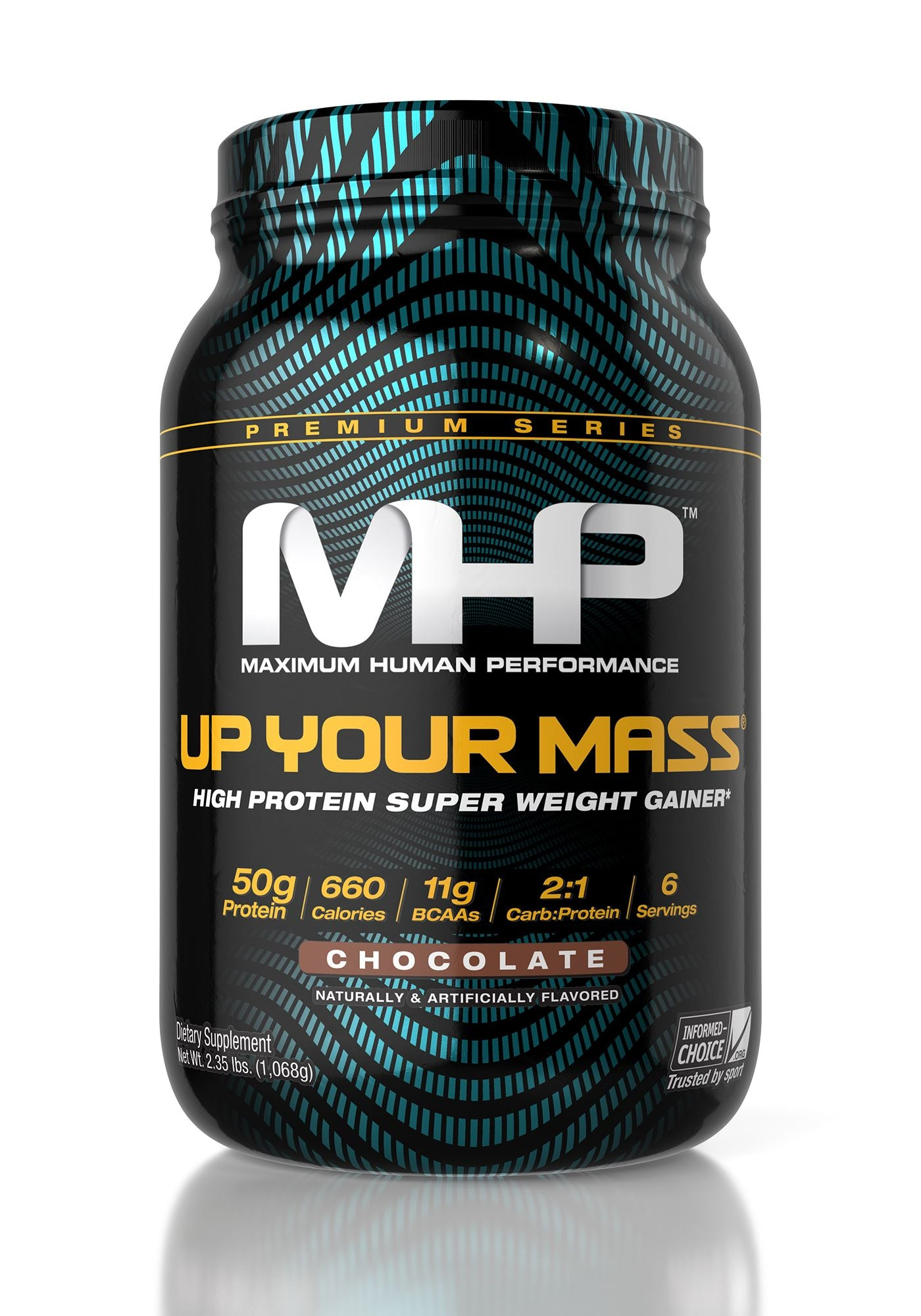 Up Your Mass Chocolate 2Lb
