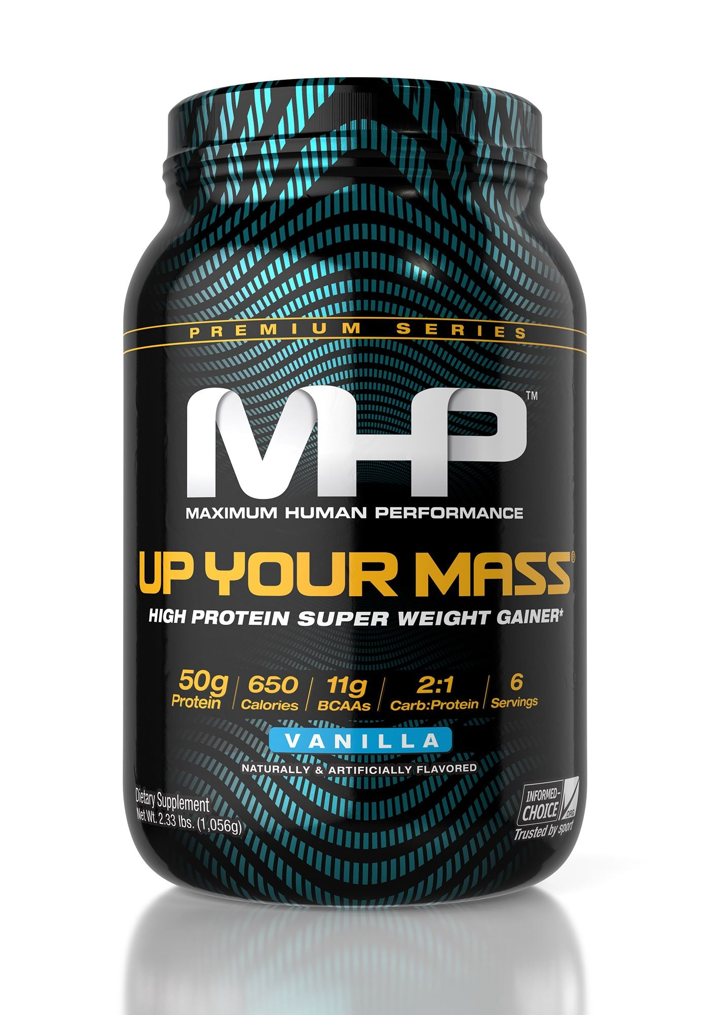 Up Your Mass Vanilla 2Lb