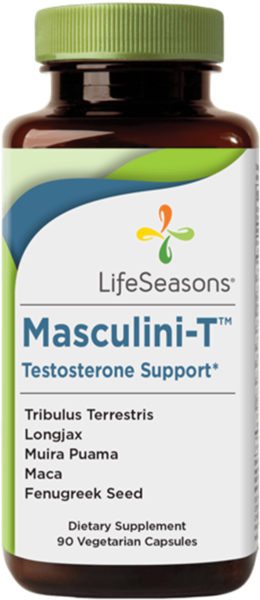 Masculini-T - Testosterone Support