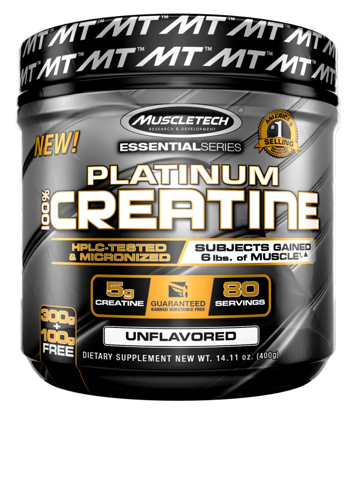 Mt Essential Series Platinum 100% Creatine