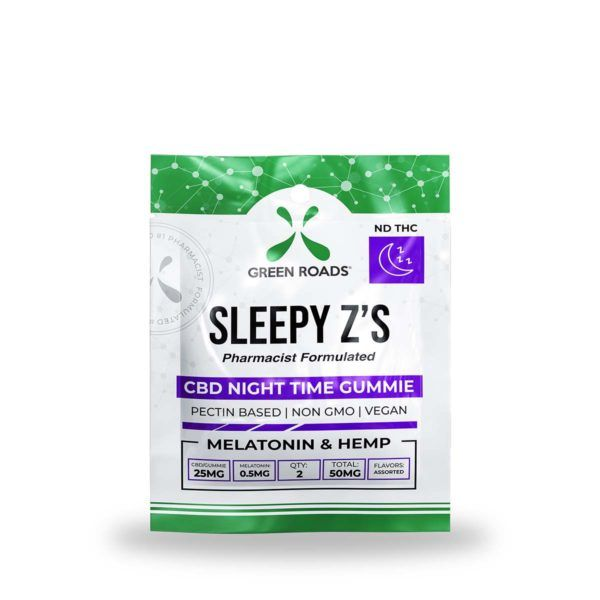 GR Hemp Sleepy Zs