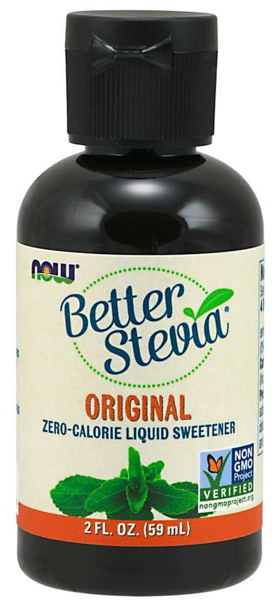 Better Stevia Alcohol Liquid