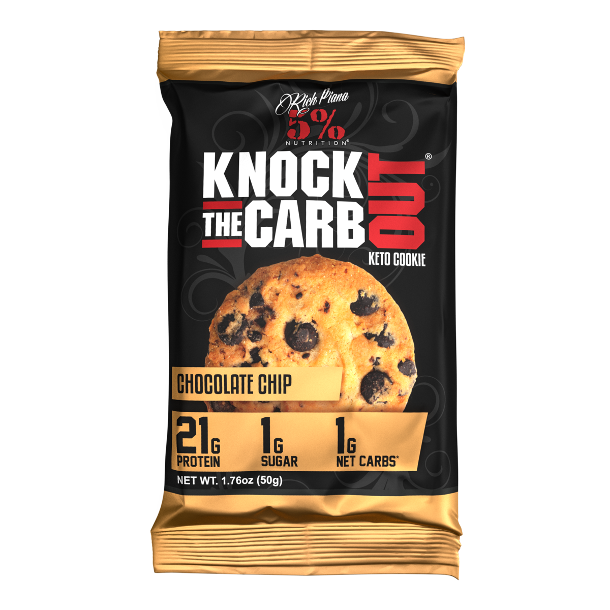 Knock The Carb Out Keto Cookies