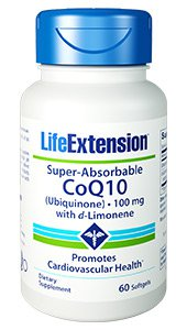 Super Absorbable Coq10 100 Mg