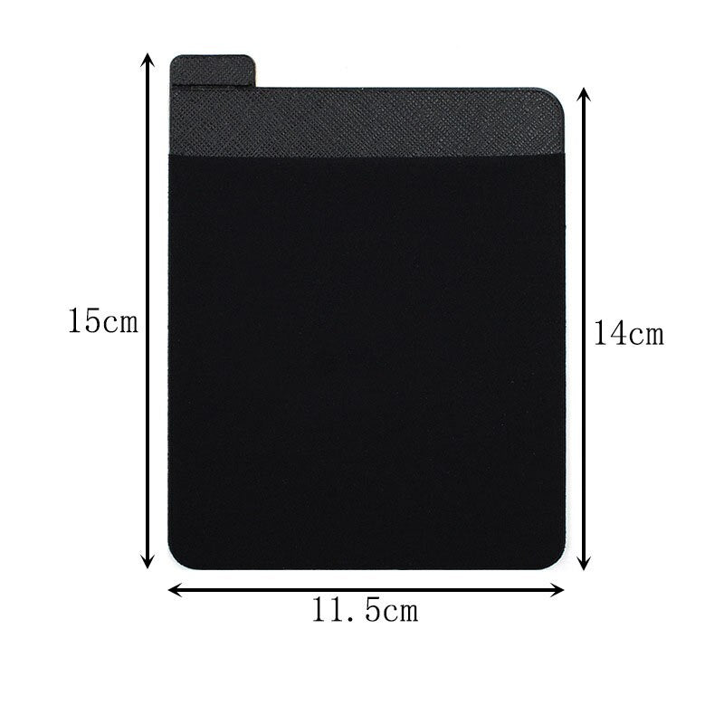 Adhesive Laptop Back Sleeve