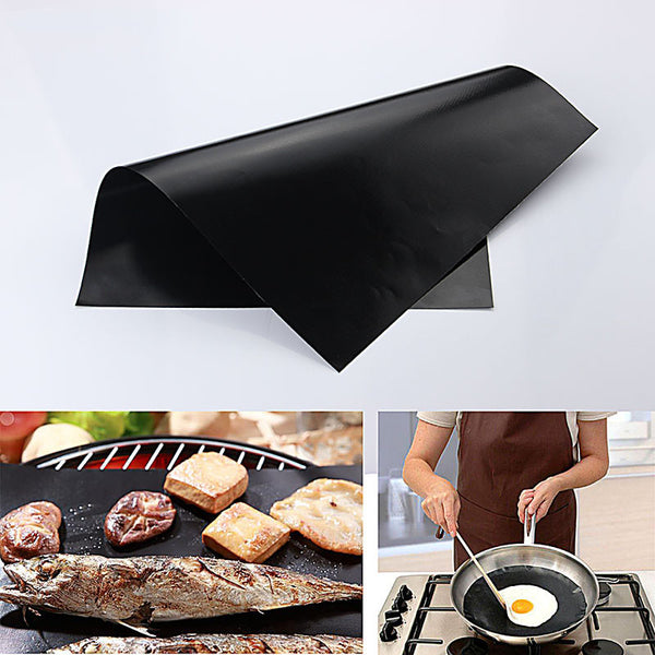 Non Stick Barbecue BBQ Grilling Mats