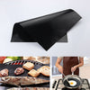 Image of Non Stick Barbecue BBQ Grilling Mats - Heavy Duty, Reusable, and Easy to Clean - Get 2 for Only $15.95