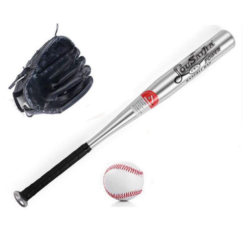 Soft Baseball Bat Glove and Ball Set for Kids Softball Glove For Children Educational Sports Toys Gift
