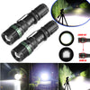 Image of 5000 Lumens Waterproof Flashlight +18650 Battery + Charger