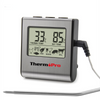 Image of Digital Meat Food Cooking Instant Read Thermometer with Timer