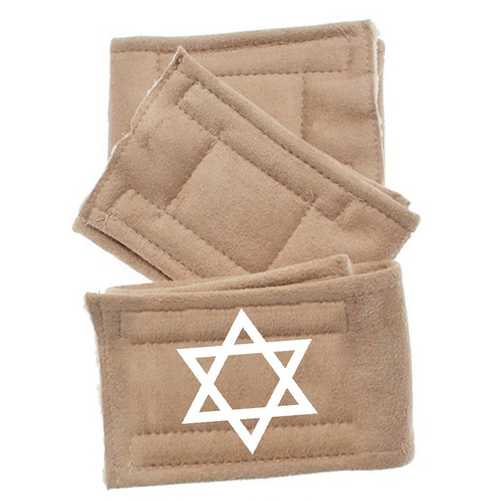 Peter Pads Size LG Star of David 3 Pack