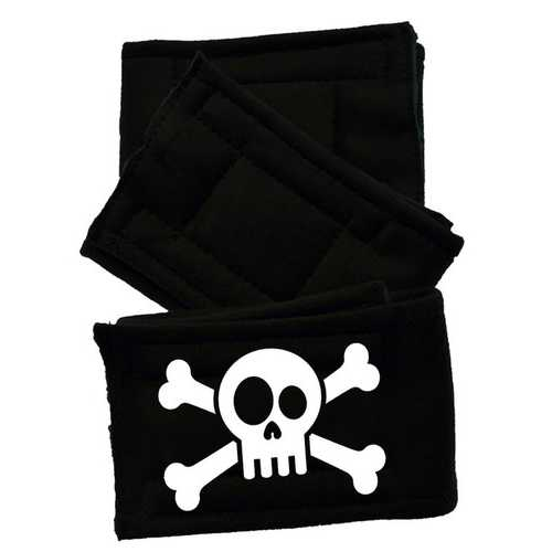 Peter Pads Black Size XS Skull 3 Pack