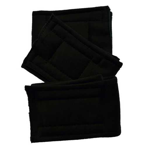 Peter Pads Plain Black Size SM 3 Pack