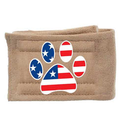 Peter Pads Tan Size XL Paw Flag Single