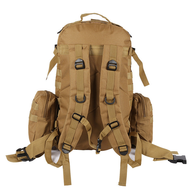 Large 50L Military Style Hiking Camping Hunting Backpack