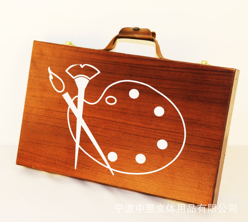 Luxury Wooden Painting Gift Set
