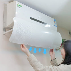 Retractable Aircon Deflector