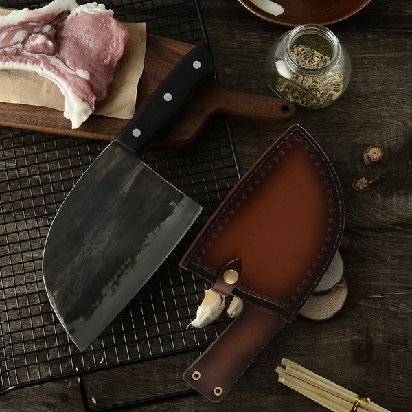 Meat Clever Chef Butcher Knife