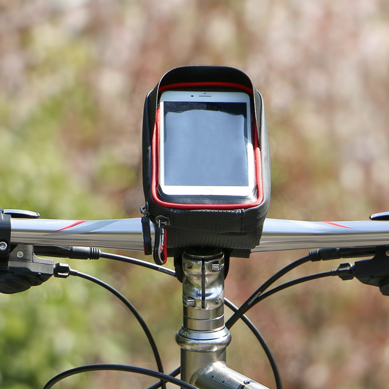 Cycling Handlebar Phone Holder
