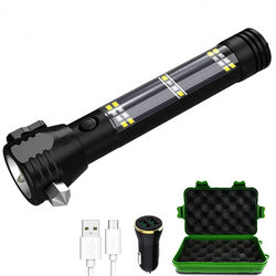5000 Lumens Solar Flashlight