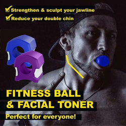 Facial Exercise Ball