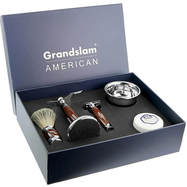 Luxury Shaving Brush Gift Set