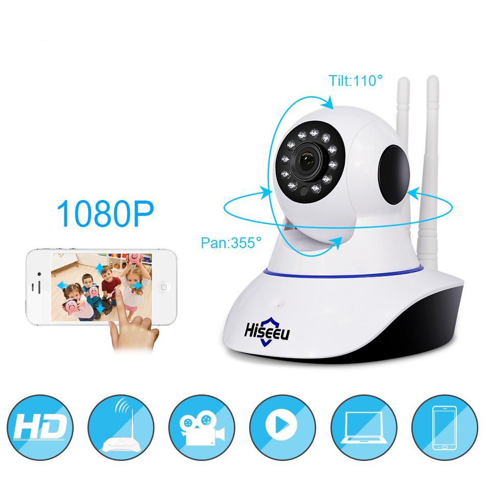 Wireless Baby Monitor Home Security Camera