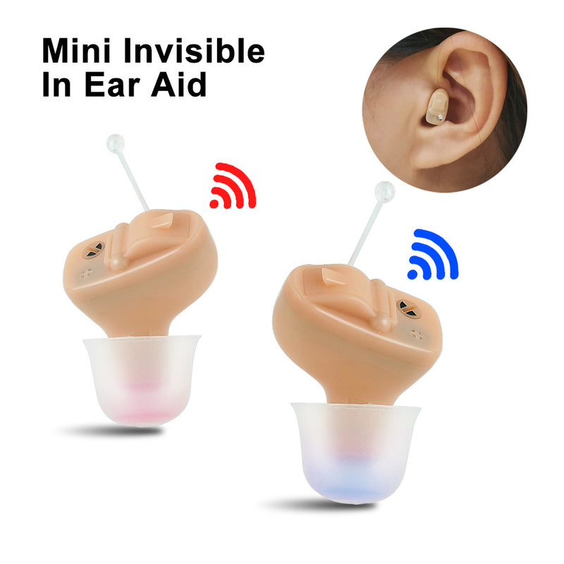 InvsiEar™ Invisible Hearing Aid
