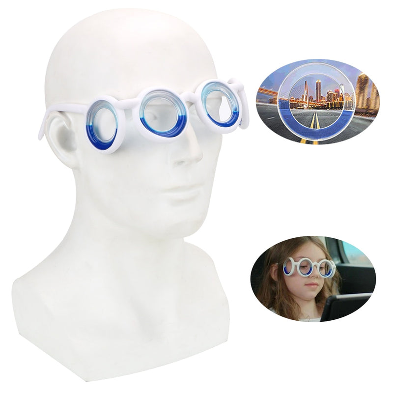 Anti-motion Sickness Glasses