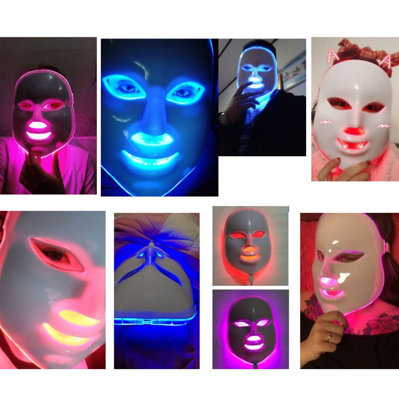 Photon Electric LED Facial Mask