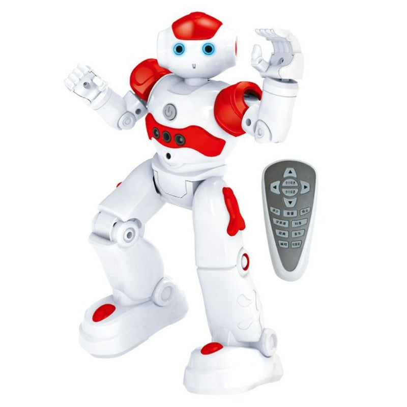 Dancing RC Robot Toy Gesture Control USB Charging