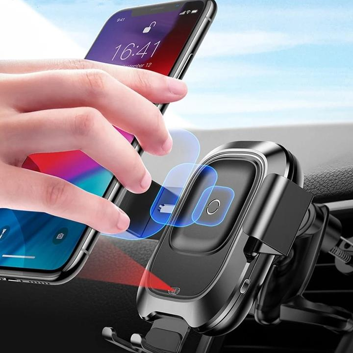 Smart Vehicle Bracket Wireless Charger