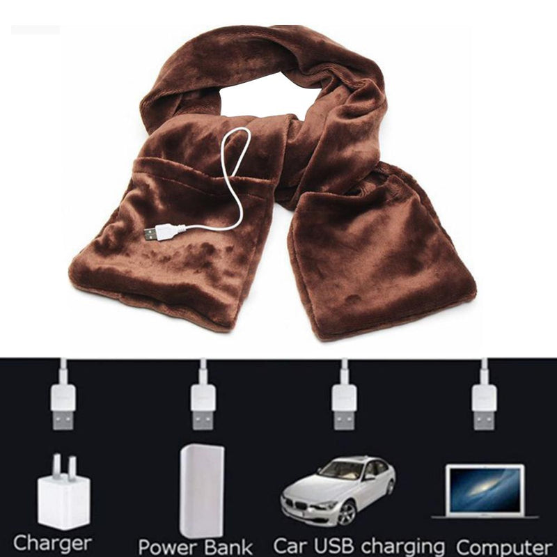 USB Heating Scarf