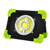 Image of Portable Camping Lights 20W 1500LM LED COB Work Lamp USB Rechargeable Waterproof  Floodlight