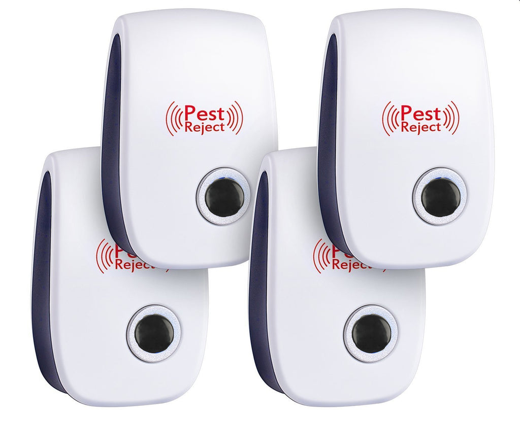 Ultrasonic Electromagnetic Pest Repellent