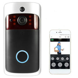 Smart Wireless Wifi Video Doorbell with Recorder