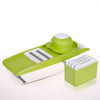 Image of Multifunctional Vegetable Cutter Slicer Mandoline Potato Cheese Slicer Kitchen Accessories